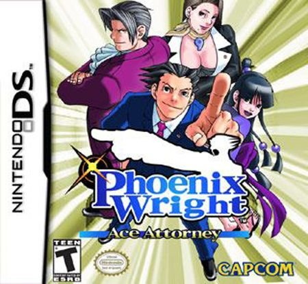 Thumbnail 1 for Phoenix Wright Saves - All Three Games 100%